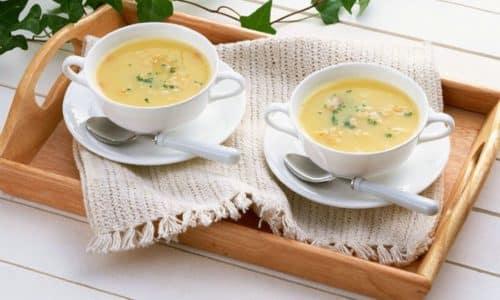 Луковый суп подойдет для обеда