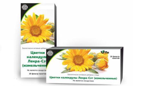 Календула (ноготки) используется в народной медицине прежде всего как противовоспалительное и антисептическое средство