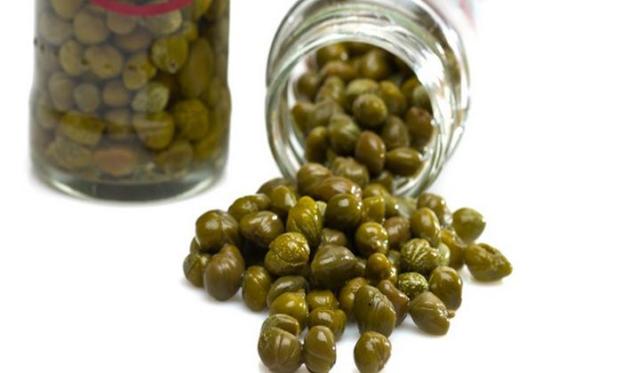 Р-витамины содержатся в каперсах