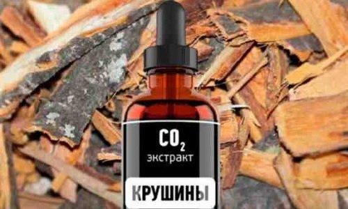 Экстракт крушины - это натуральное лекарственное средство, приготовленное из коры кустарника крушины ломкой