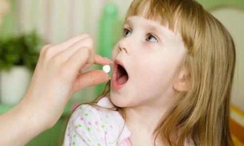 Применение медикамента запрещено до 5 лет и при весе менее 20 кг