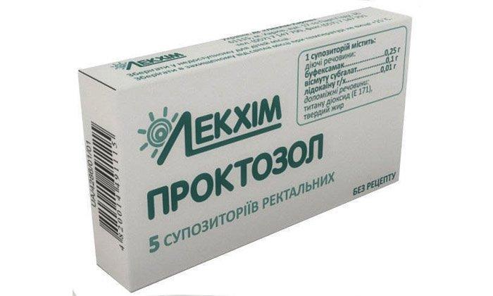 Проктозол