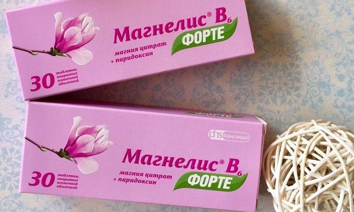 Магнелис В6 Форте — рекомендуются в качестве средства, восполняющего дефицит магния, для профилактики артериальной гипертензии, нарушений сердечного ритма, раздражительности
