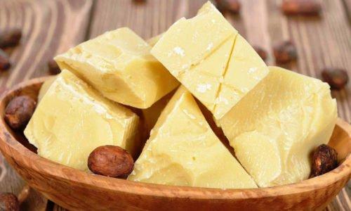 Вспомогательным компонентом препарата является масло какао-бобов