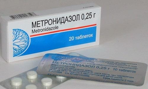 Метронидазол используют не для борьбы с бактериями, а для лечения простатита, вызванного венерическим заболеванием