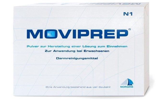 Мовипреп имеет такое же действующее вещество (макрогол) и является одним из аналогов Фортранса