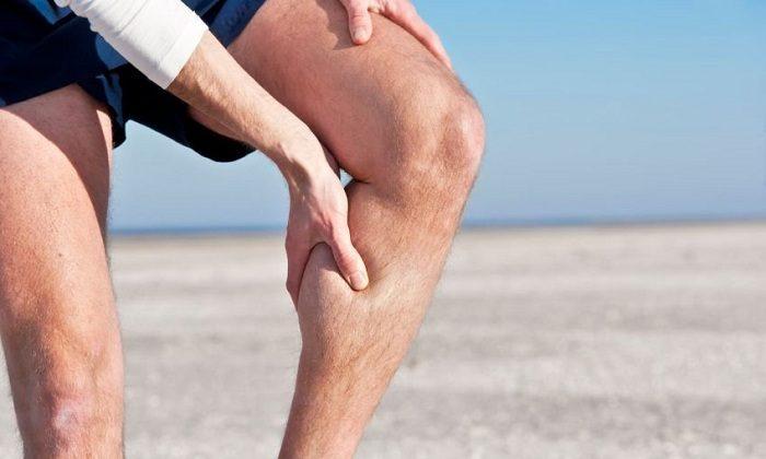 Троксевазин устраняет ощущение тяжести в ногах