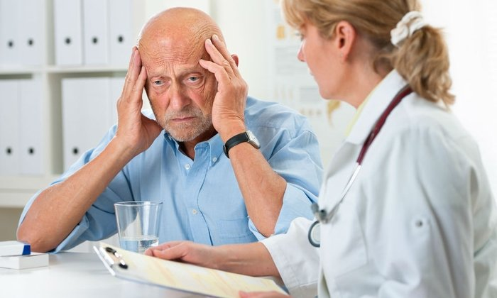Аксамон назначается пациентам с болезнью Альцгеймера