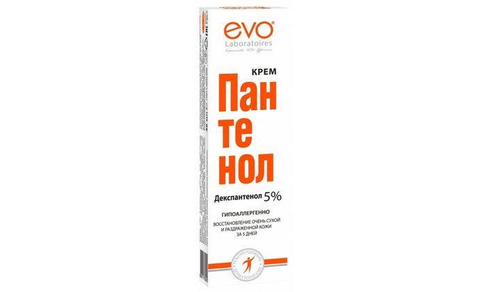 Пантенол - основным действующим веществом является пантотеновая кислота. Используется в форме спрея или мази, предназначен для лечения ран, ожогов и укусов насекомых