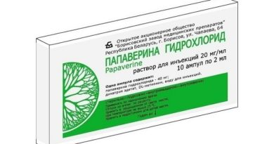 Папаверина гидрохлорид — средство для борьбы с геморроем