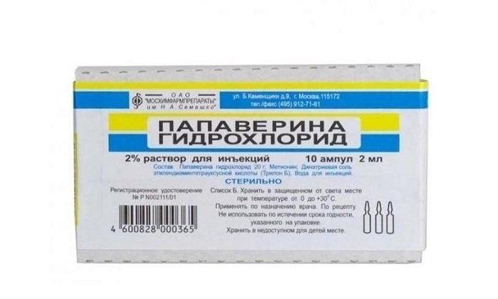 В случае инъекционного введения лекарство быстро абсорбируется, трансформируется в печени и выводится из организма с мочой
