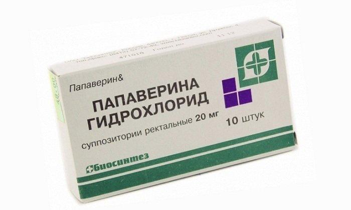 Папаверин относится к гипотензивным средствам, спазмолитикам, используется при нарушениях кишечной функции