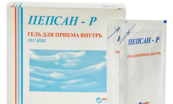 Компоненты Пепсан-Р оказывают антиоксидантное действие, смягчая проявления аллергических реакций