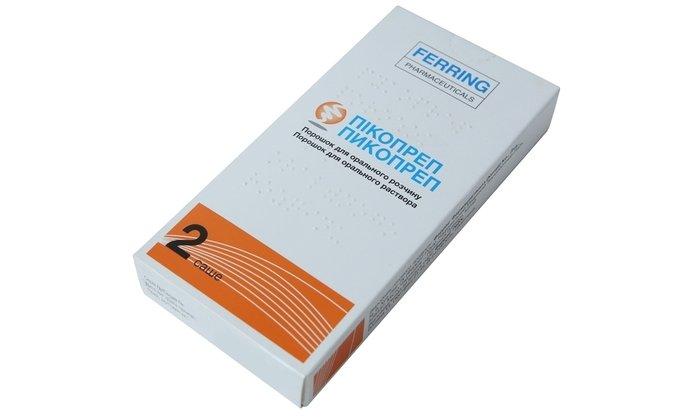 Осмолитический и слабительный эффект Пикопрепа достигается за счет раздражения слизистой кишечника