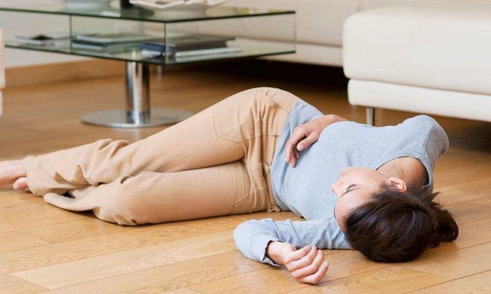 Побочным эффектом применения Пикосена может стать обморок и судороги