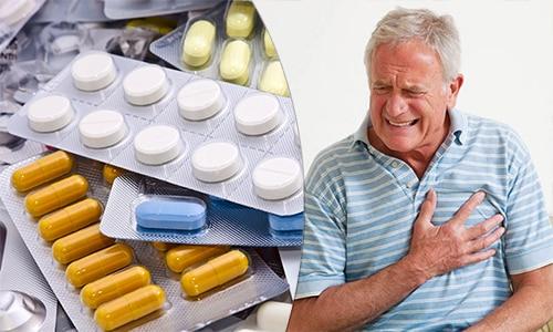 Обезболивающие препараты не используют при сердечной, почечной или печеночной недостаточности
