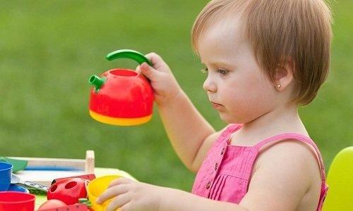 В детском возрасте до 6 лет средство практически не назначают