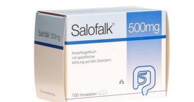 Как правильно использовать препарат Салофальк 500 в гранулах