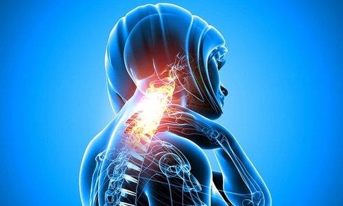 Использование средства запрещено при наличии остеохондроза