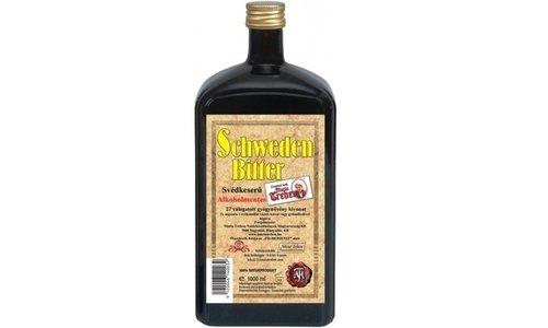 Шведская горечь - это натуральное лекарственное средство, в состав которого входят целебные травы
