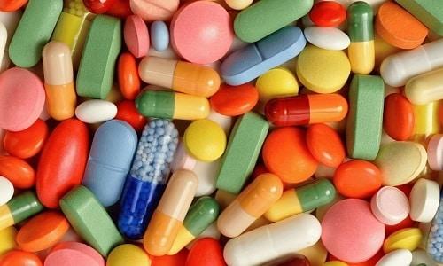 Эффективность панкреатина может снижаться под действием антацидных средств