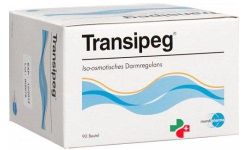 Активным действующим веществом препарата является макрогол 3350. Входит в состав 1 пакетика в количестве 5,9 г. Лекарство выпускается с разными вкусами: яблоко или лимон (на выбор покупателя)