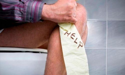 Нормакол применяют при запоре в нижних кишечных отделах, в частности, возникшего по причине проблематичной дефекации