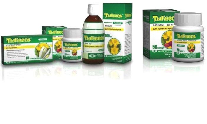 При использовании препарата Тыквеол важно соблюдать дозировку