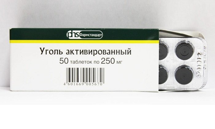 Если большой объем геля попадет в пищеварительный тракт, следует спровоцировать рвотный рефлекс и принять активированный уголь, либо иной сорбентный препарат