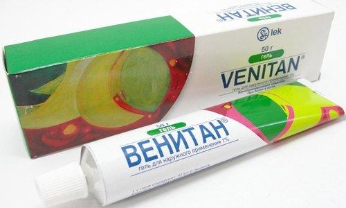 Чаще всего больным геморроем назначают натуральный препарат Венитан