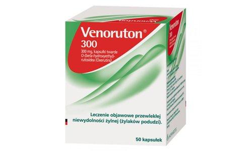 Одним из препаратов, содержащих рутин является лекарственное средство Венорутон