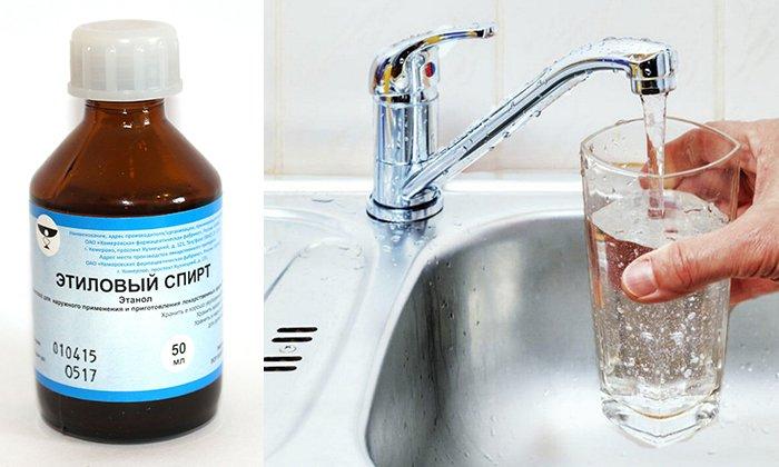 В качестве вспомогательных веществ используют этиловый спирт, очищенную воду и др