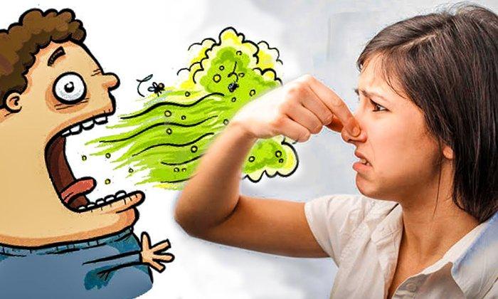 Средство Спрей Прополис эффективно устраняет неприятный запах изо рта, воздействуя на причину его появления (в случаях с воспалительными заболеваниями полости рта и горла)