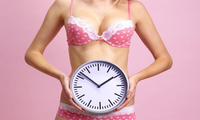 Препарат назначается при сбое менструального цикла