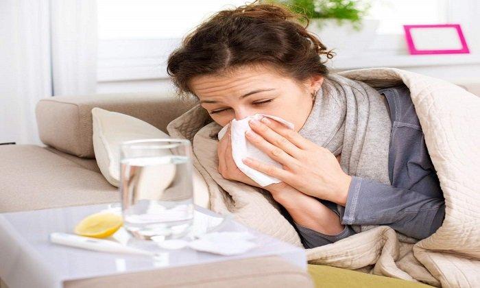 Метовит оказывает помощь при гриппе, кашле