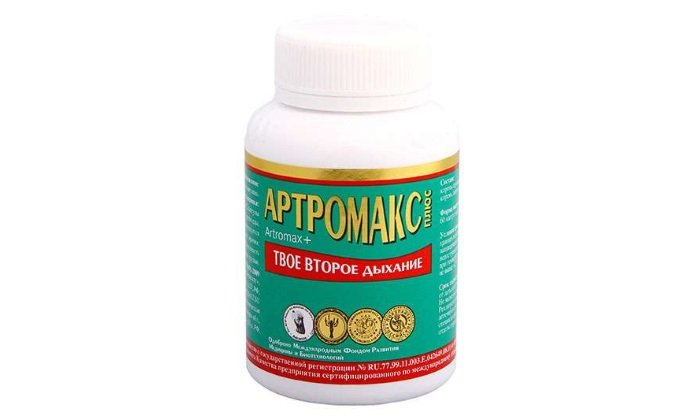 Метавит особо хорошо сочетается с препаратом Артромакс