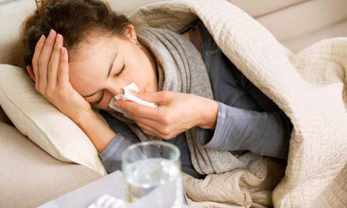 Острые респираторные вирусные инфекции, грипп - одно из показаний к применению препарата