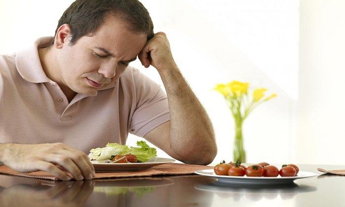 У пациентов, принимающих Лаксигал_тева возможно нарушение аппетита