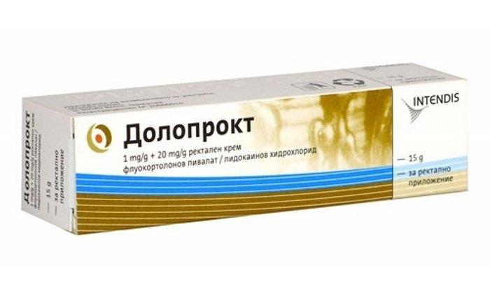 Если геморроидальные узлы сильно воспалены и болезненны, стоит начать терапию с использования крема