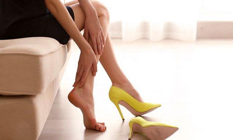 Антистакс устраняет дискомфорт и тяжесть в ногах
