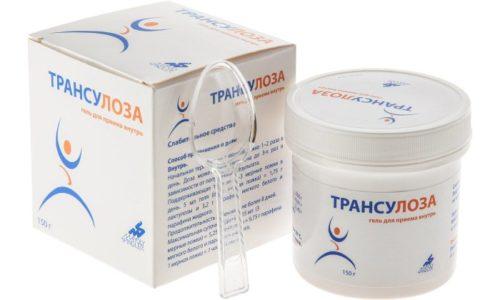 Трансулоза относится к категории препаратов, оказывающих слабительное действие