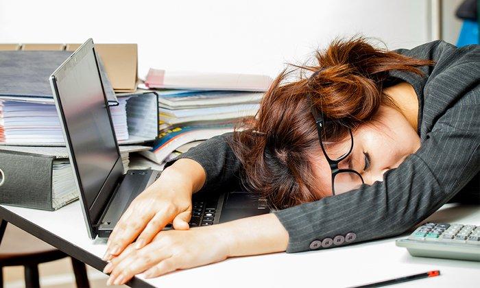 Сонливость - одно из побочных действийя смеси