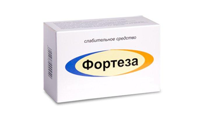 Фортеза Ромфарм - лекарственный препарат со слабительным эффектом
