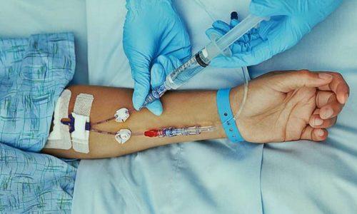 Принимать лекарство необходимо внутриартериально и внутривенно в форме инфузий