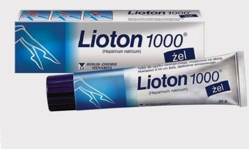 Лиотон предотвращает формирование кровяных сгустков и агрегацию тромбоцитов