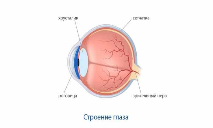 Помутнение хрусталика - одно из самых неблагоприятных побочных действий препарата