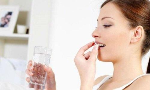 Лекарство предназначено для перорального применения, при этом запивая большим количеством воды