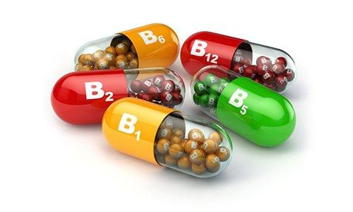 В состав Мильгаммы входят нейротропные витамины группы В