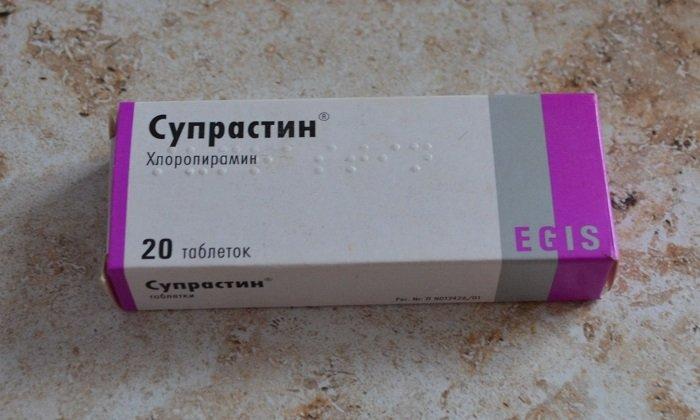 Часто при совместном употреблении Но-шпы и Нурофена добавляют Супрастин, чтобы предупредить развитие аллергии и устранить отечность