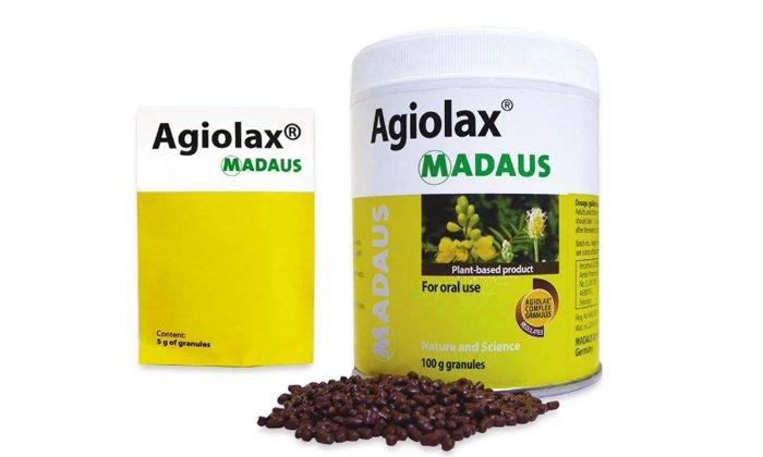 Вместе Натуролакса можно применять Агиолакс, на основе подорожника